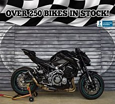 2017 Kawasaki Z900 for sale 200613051