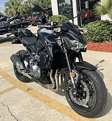 2017 Kawasaki Z900 for sale 200615168