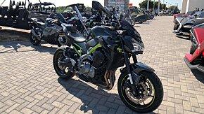 2017 Kawasaki Z900 ABS for sale 200626562