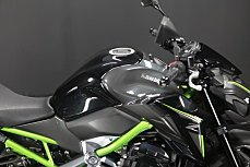 2017 Kawasaki Z900 ABS for sale 200627644