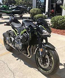 2017 Kawasaki Z900 ABS for sale 200635700
