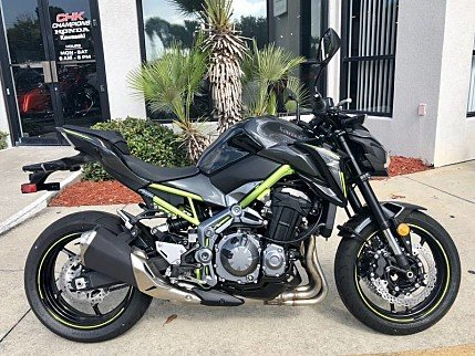 2017 Kawasaki Z900 for sale 200639574