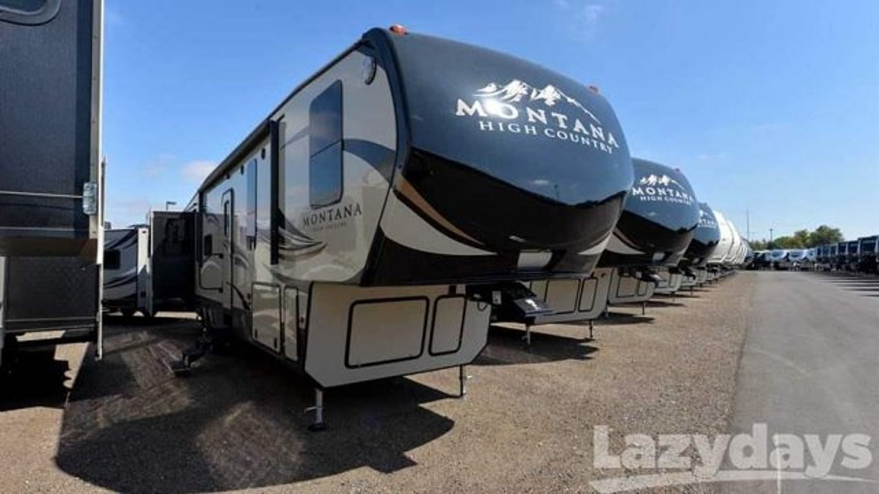 2017 Keystone Montana for sale 300114299