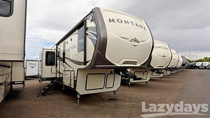 2017 Keystone Montana for sale 300112537