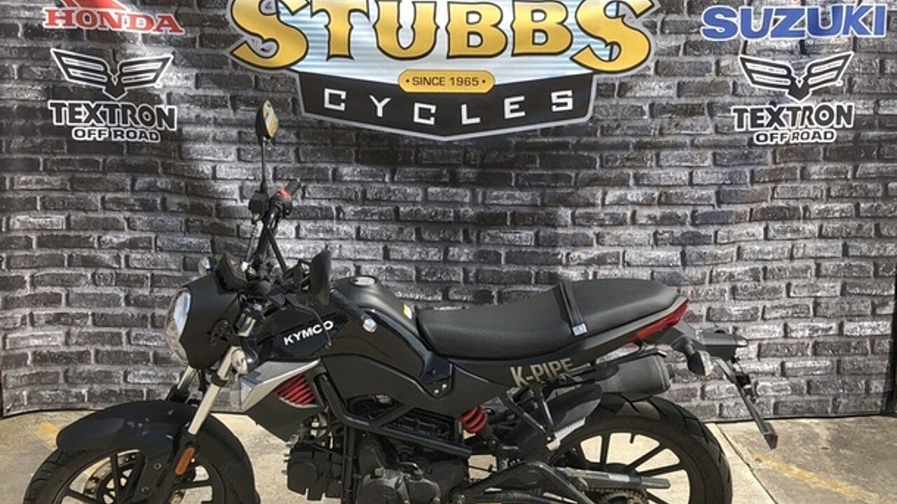 2017 Kymco K-Pipe 125 for sale 200531815
