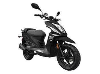 2017 Kymco Super 8 150 for sale 200437075