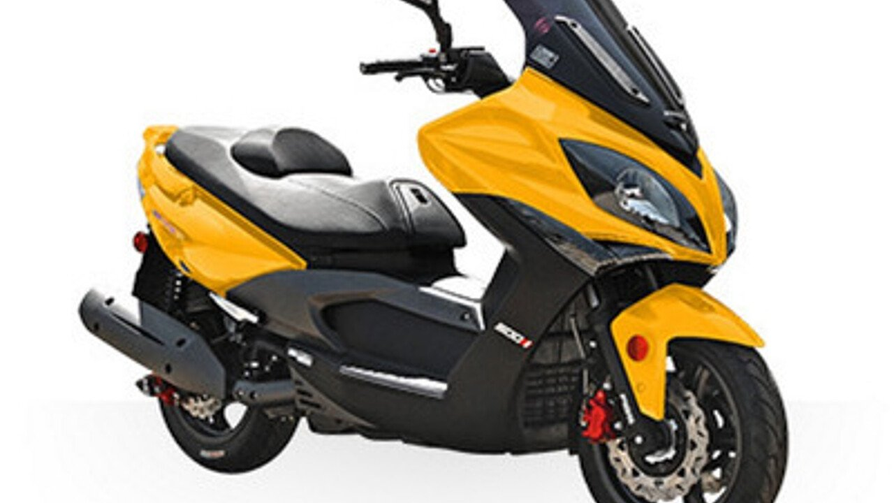 2017 Kymco Xciting 500Ri for sale 200437068