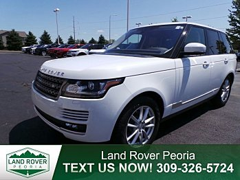 2017 Land Rover Range Rover for sale 100842746