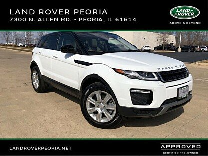 2017 Land Rover Range Rover for sale 100965885