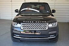 2017 Land Rover Range Rover for sale 100977845