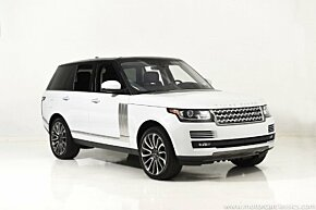 2017 Land Rover Range Rover for sale 101018461