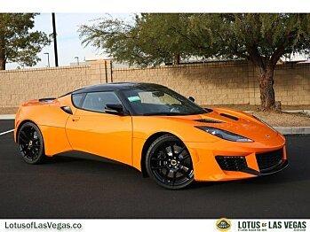 2017 Lotus Evora 400 for sale 100834868