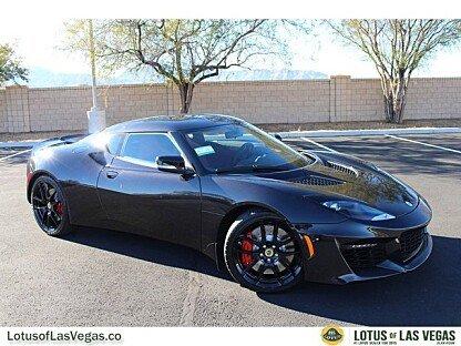 2017 Lotus Evora 400 for sale 100841752