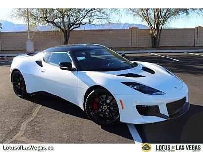 2017 Lotus Evora 400 for sale 100841754