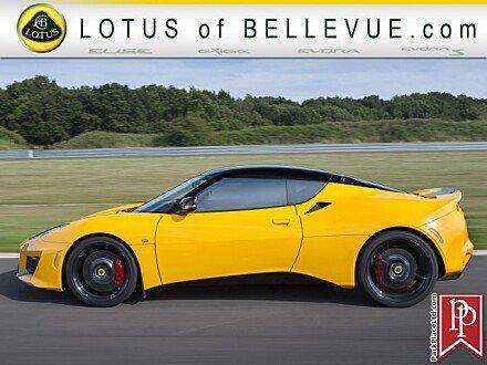 2017 Lotus Evora 400 for sale 100850603