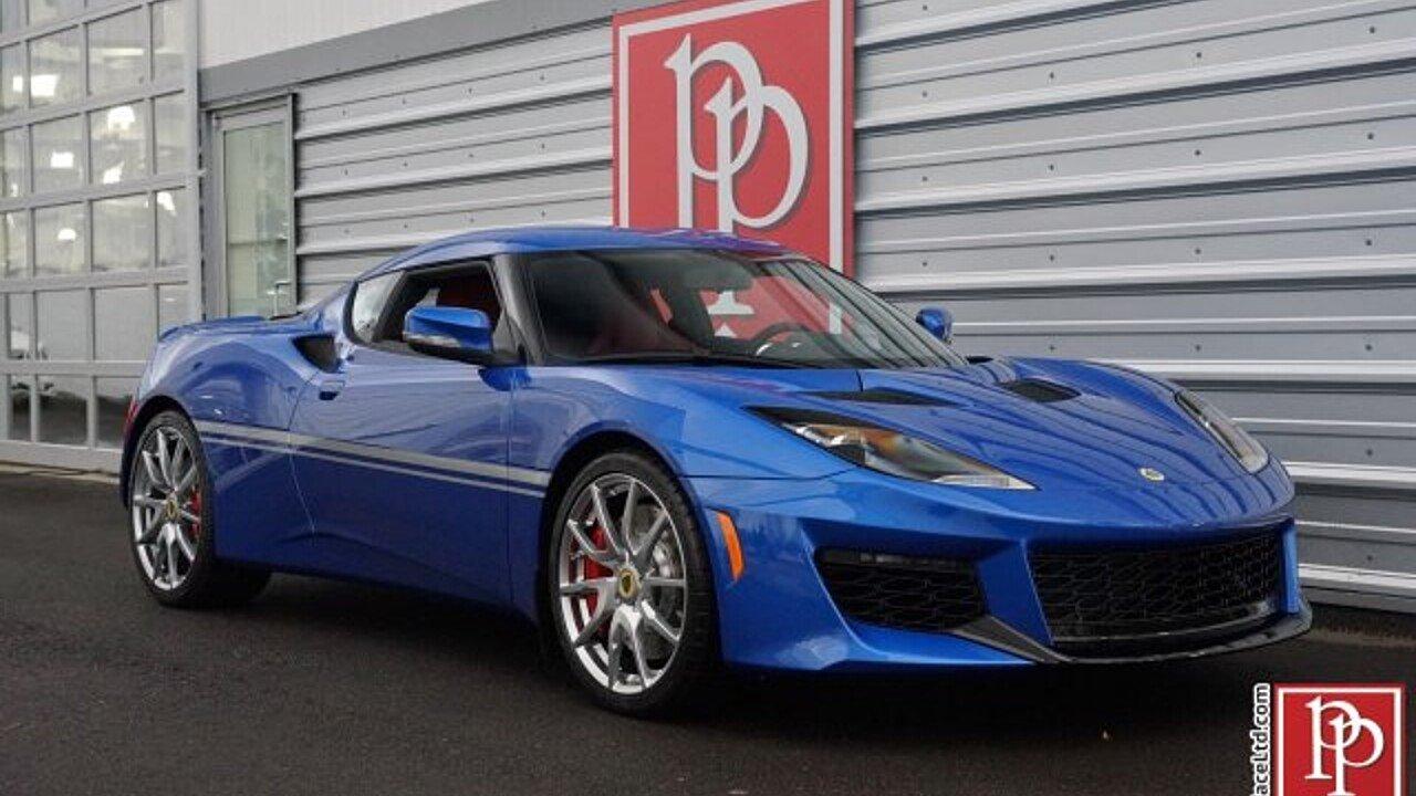 2017 Lotus Evora 400 for sale near Bellevue, Washington 98005 ...