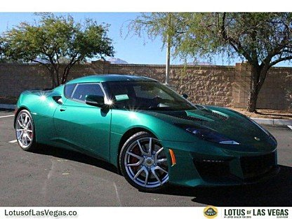 2017 Lotus Evora 400 for sale 100822038