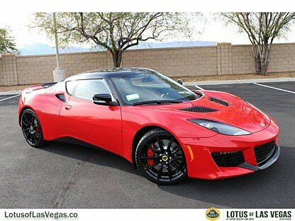 2017 Lotus Evora 400 for sale 100842355