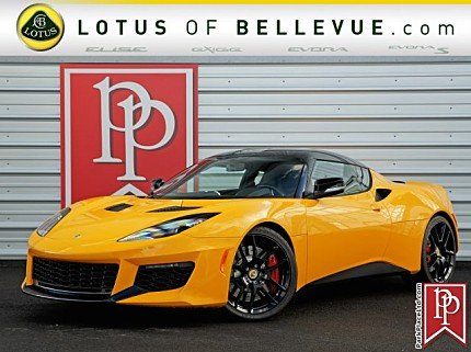 2017 Lotus Evora 400 for sale 100850603