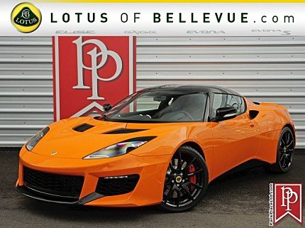 2017 Lotus Evora 400 for sale 100856324