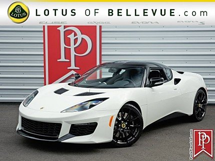 2017 Lotus Evora 400 for sale 100876396