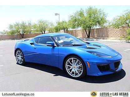 2017 Lotus Evora 400 for sale 100877670