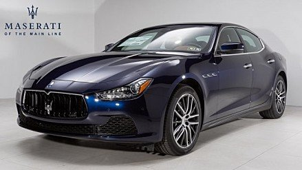 2017 Maserati Ghibli S Q4 for sale 100858330