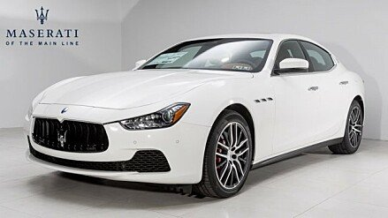 2017 Maserati Ghibli S Q4 for sale 100858331