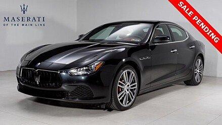 2017 Maserati Ghibli for sale 100858343