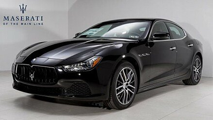 2017 Maserati Ghibli S Q4 for sale 100858367