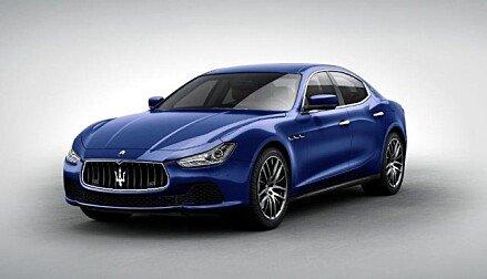 2017 Maserati Ghibli S Q4 w/ Sport Package for sale 100858370