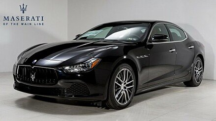 2017 Maserati Ghibli for sale 100860828