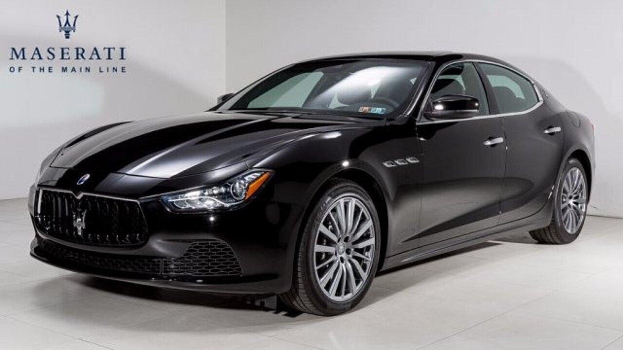 2017 Maserati Ghibli S Q4 for sale 100924469