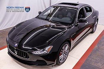 2017 Maserati Ghibli for sale 101005008