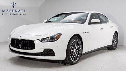 2017 Maserati Ghibli S Q4 for sale 100858334
