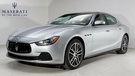 2017 Maserati Ghibli S Q4 for sale 100861068