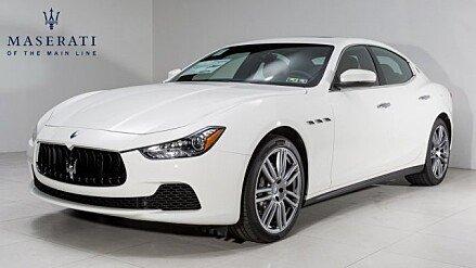 2017 Maserati Ghibli for sale 100869279
