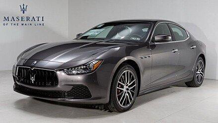 2017 Maserati Ghibli S Q4 for sale 100869281