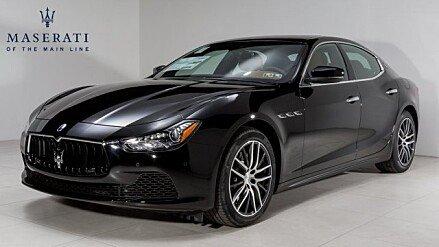 2017 Maserati Ghibli S Q4 for sale 100869284