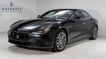 2017 Maserati Ghibli S Q4 for sale 100870226