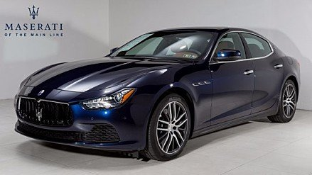 2017 Maserati Ghibli S Q4 for sale 100877768