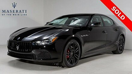 2017 Maserati Ghibli S Q4 w/ Sport Package for sale 100884114