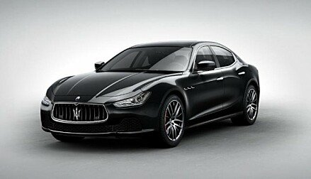 2017 Maserati Ghibli S Q4 for sale 100915921