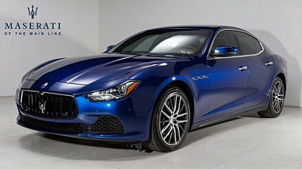 2017 Maserati Ghibli S Q4 for sale 100943608