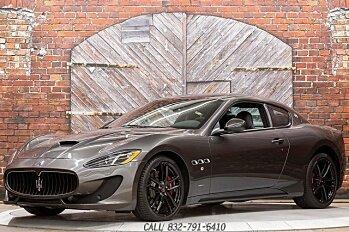 2017 Maserati GranTurismo Coupe for sale 100987676