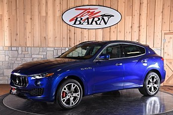 2017 Maserati Levante S w/ Sport Package for sale 100978842