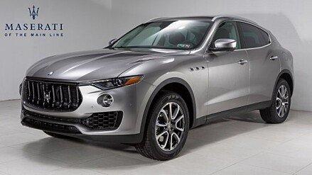 2017 Maserati Levante for sale 100858311