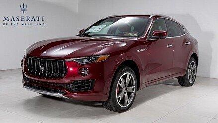 2017 Maserati Levante w/ Sport Package for sale 100858312