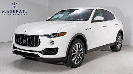 2017 Maserati Levante for sale 100858316