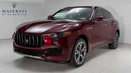 2017 Maserati Levante w/ Sport Package for sale 100858326
